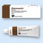 Дермовейт для лечения дерматозов